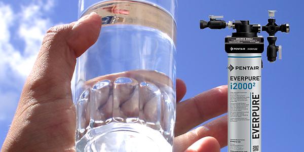 pentair everpure water filtration equipment