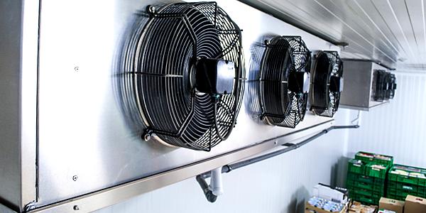 kramer large refrigeration units for retail & warehouse