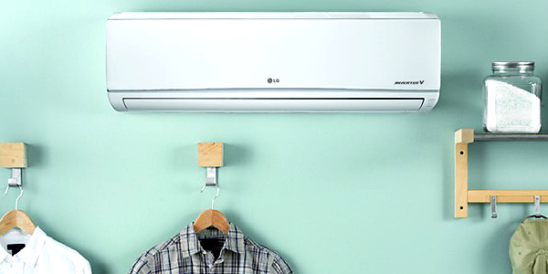 LG ductless Heating and Cooling Products