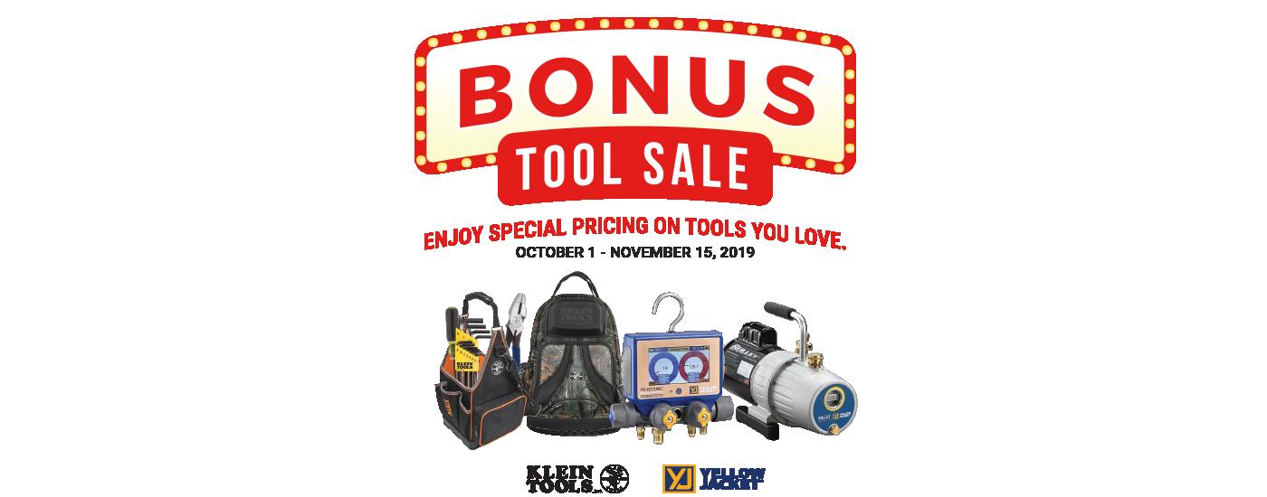 parts stocking program bonus sale