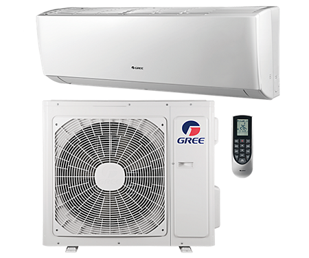 gree ductless hvac