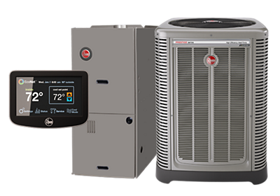 rheem econet smart home products