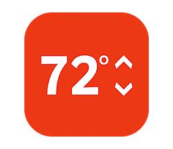 honeywell total home comfort app