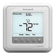 Honeywell TH6 Thermostat