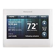honeywell TH9 WiFi Thermostat