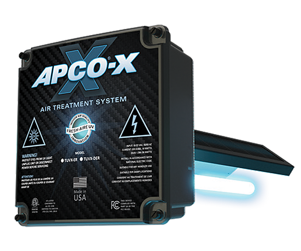 APCO X Air Treatment Unit