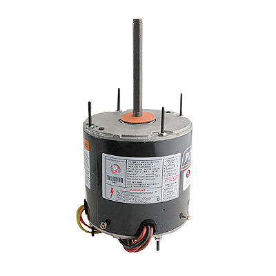 hvac motors and condenser fan motors and replacement motors