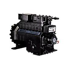 hvac semi hermetic compressor