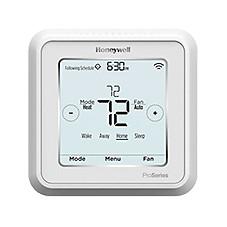 hvac honeywell wifi thermostats