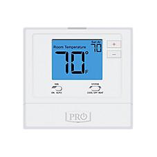 hvac pro1 wifi thermostats