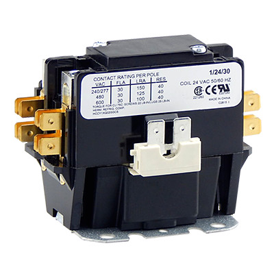 hvac contactors and relays