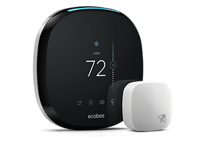 ecobee connected home products