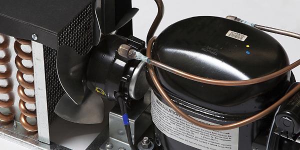 HVAC compressors and compressor parts