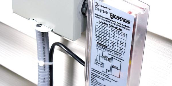 HVAC electrical supplies