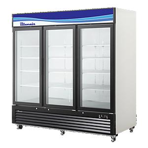 blue air refrigerated merchandisers
