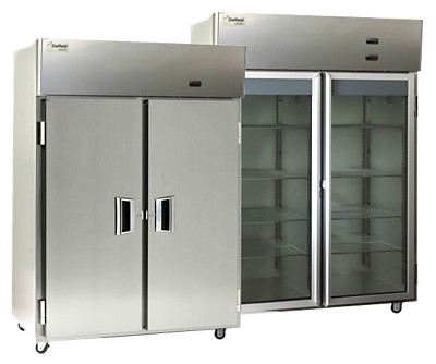 delfield LSR LMR LAR reach-in refrigerators