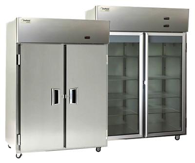 delfield LSF LMF LAF reach-in freezer