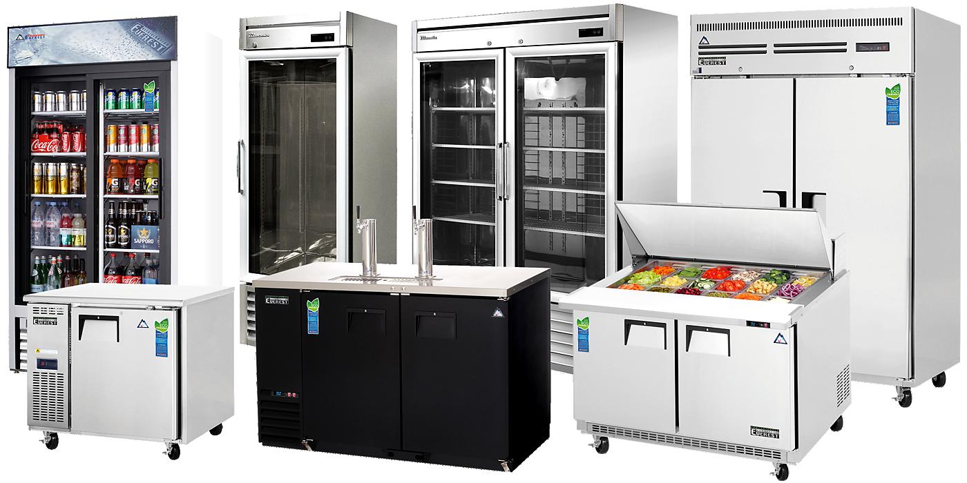 everest foodservice equipment