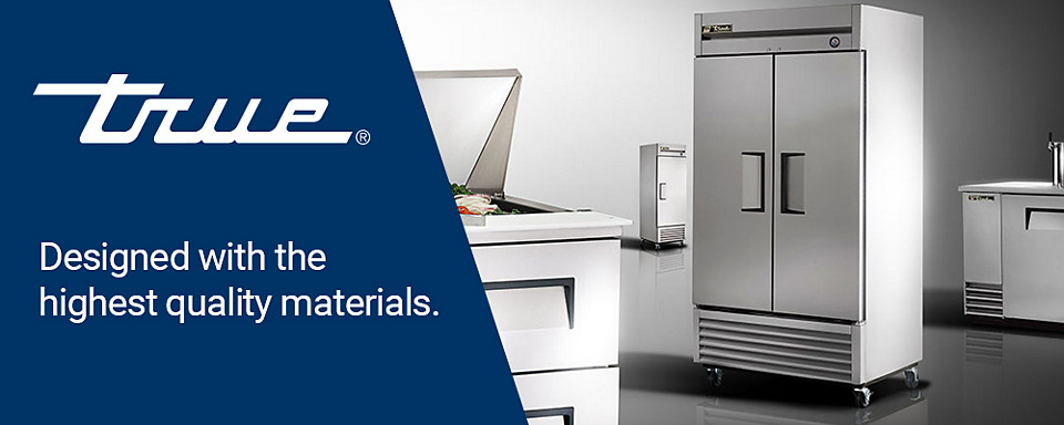 true refrigerated foodservice equipment available at Baker Distributing Company