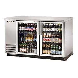 true backbar and underbar refrigerators