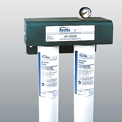 manitowoc arctic pure ice and water filtration