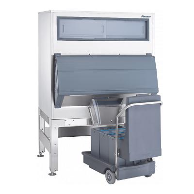 manitowoc ice cart system