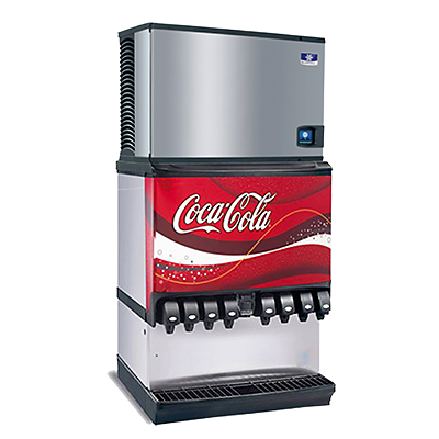 manitowoc ice multiplex mdh series ice and beverage dispensers