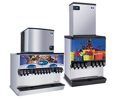 ice and beverage dispensers. manitowoc ice beverage and ice dispensers.