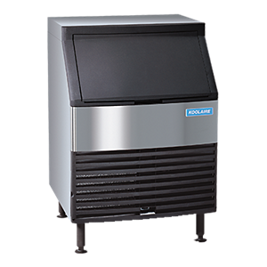 koolaire undercounter ice machines by manitowoc