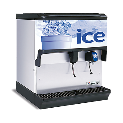 manitowoc ice m-series ice dispensers