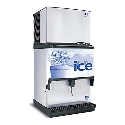 manitowoc ice s-series ice dispensers