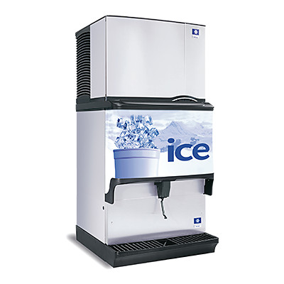 manitowoc ice multiplex s-series m-series ice dispenser