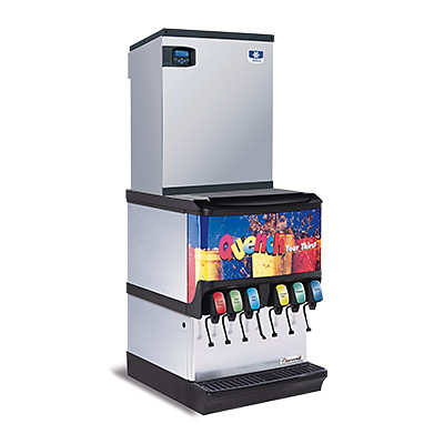 manitowoc ice indigo nxt ice and beverage cuber ice machines