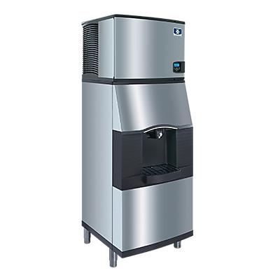 manitowoc ice spa series hotel ice dispenser
