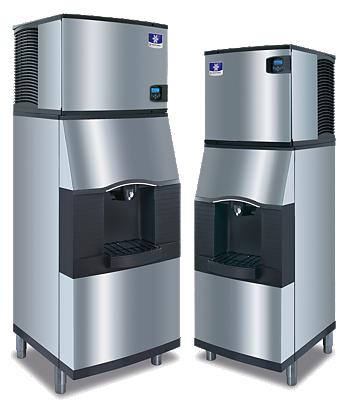 hotel ice dispensers. manitowoc ice hotel ice dispensing machines.