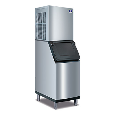 manitowoc ice modular nugget ice machines