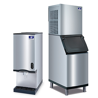 nugget ice machines