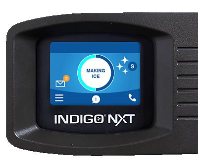 ice machine sanitation with indigo nxt and luminice