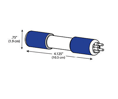manitowoc luminice growth inhibitor replacement bulb