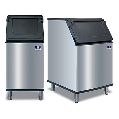 ice storage bins