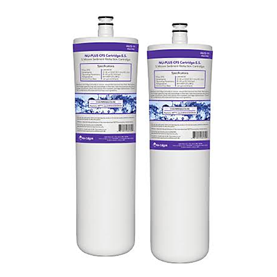 nucalgon nu-plus CFS water filtration systems