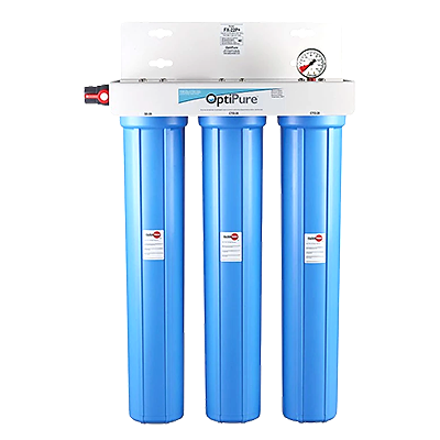 optipure water filtration