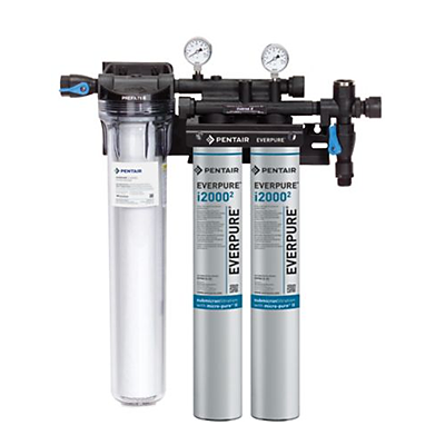 pentair everpure insurice water filtration systems