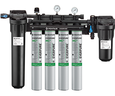 everpure water filtration solutions for manitowoc ice machines