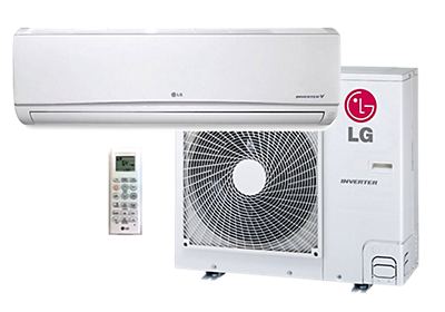 lg duct free systems