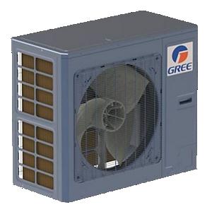 gree flexx residential condensers