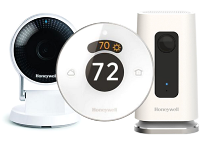honeywell total home comfort smart home products