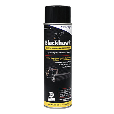 nucalgon blackhawk hvac cleaning products