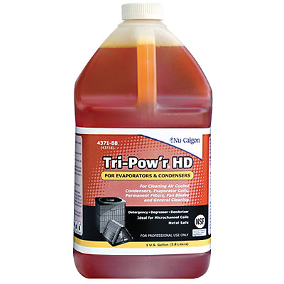 nucalgon tripwr hd hvac cleaning products
