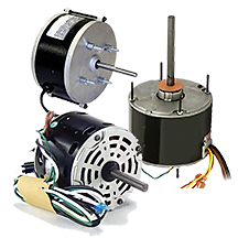 hvacr motors and motor parts